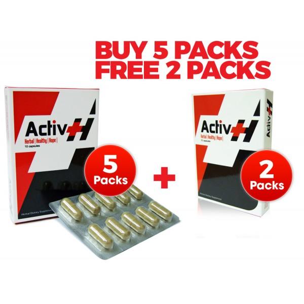 Activ-H 5 Packs