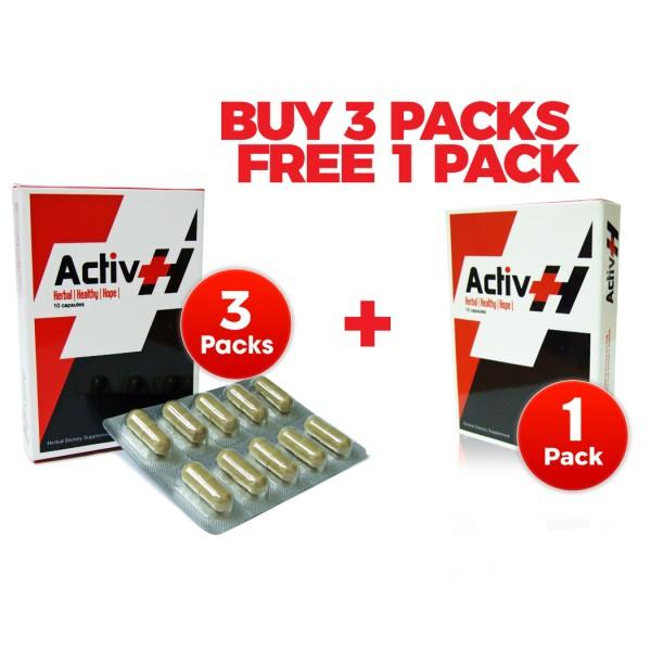 Activ-H 3 Packs
